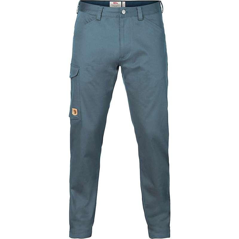 フェールラーベン メンズ カジュアルパンツ ボトムス Fjallraven Men's Greenland Stretch Trouser Dusk