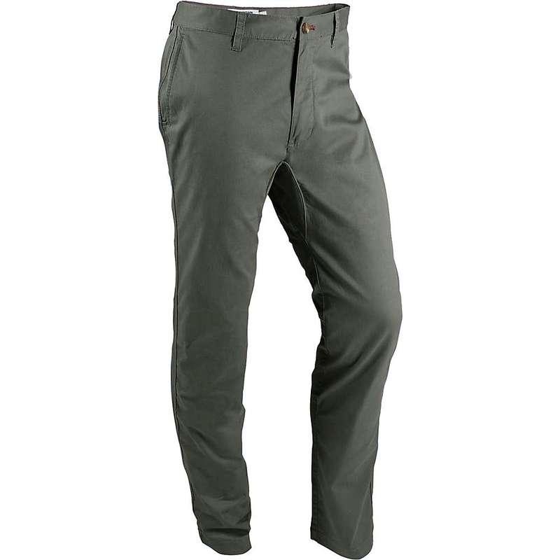 マウンテンカーキス メンズ カジュアルパンツ ボトムス Mountain Khakis Men's Jackson Chino Pant Kelp