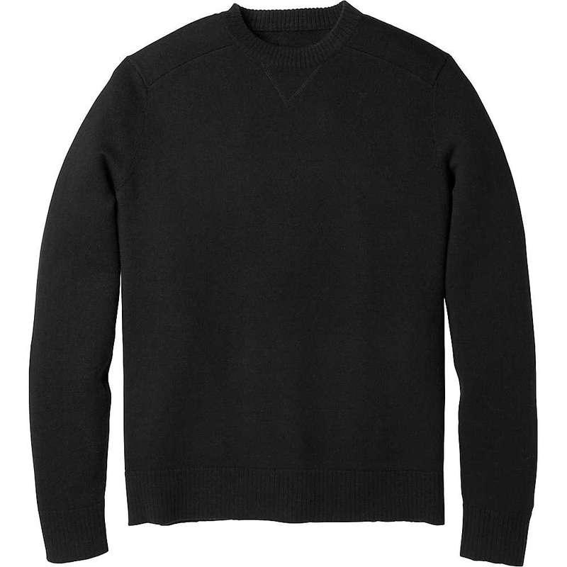 スマートウール メンズ ニット・セーター アウター Smartwool Men's Sparwood Crew Sweater Black