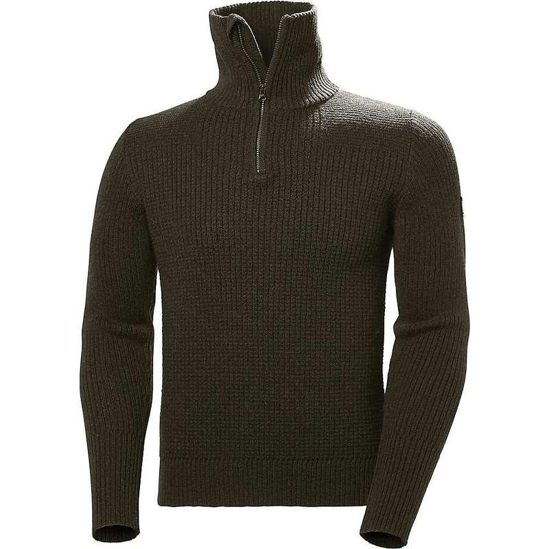 ヘリーハンセン メンズ ニット・セーター アウター Helly Hansen Men's Marka Wool Sweater Beluga