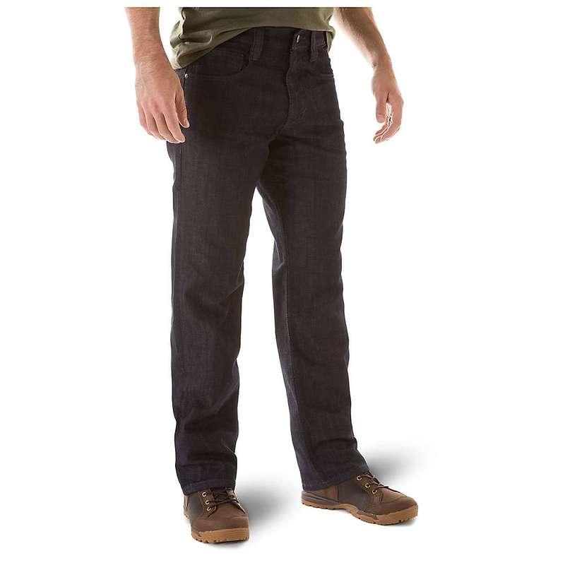5.11 タクティカル メンズ カジュアルパンツ ボトムス 5.11 Tactical Men's Defender-Flex Straight Jean Indigo
