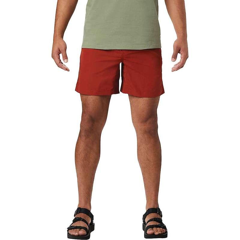 マウンテンハードウェア メンズ ハーフパンツ・ショーツ ボトムス Mountain Hardwear Men's Railay Short Rusted