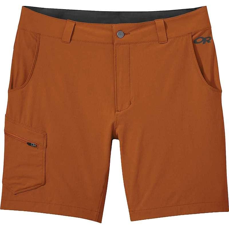 アウトドアリサーチ メンズ ハーフパンツ・ショーツ ボトムス Outdoor Research Men's Ferrosi 8 Inch Short Umber