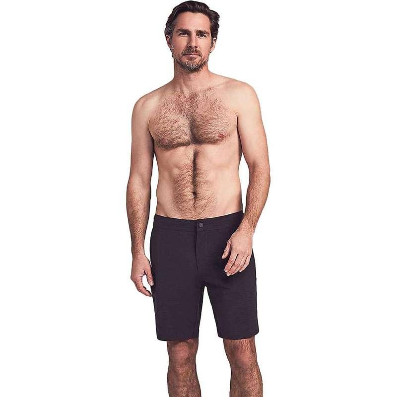 ファレティ メンズ ハーフパンツ・ショーツ ボトムス Faherty Men's All Day Short Charcoal