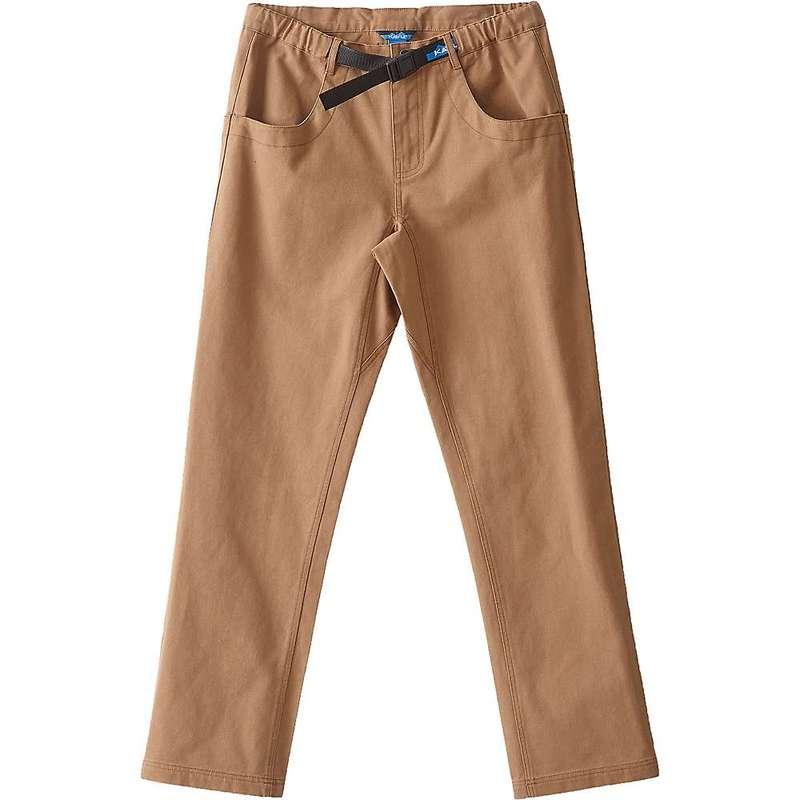 カブー メンズ カジュアルパンツ ボトムス Kavu Men's Chilliwack Pant Heritage Khaki
