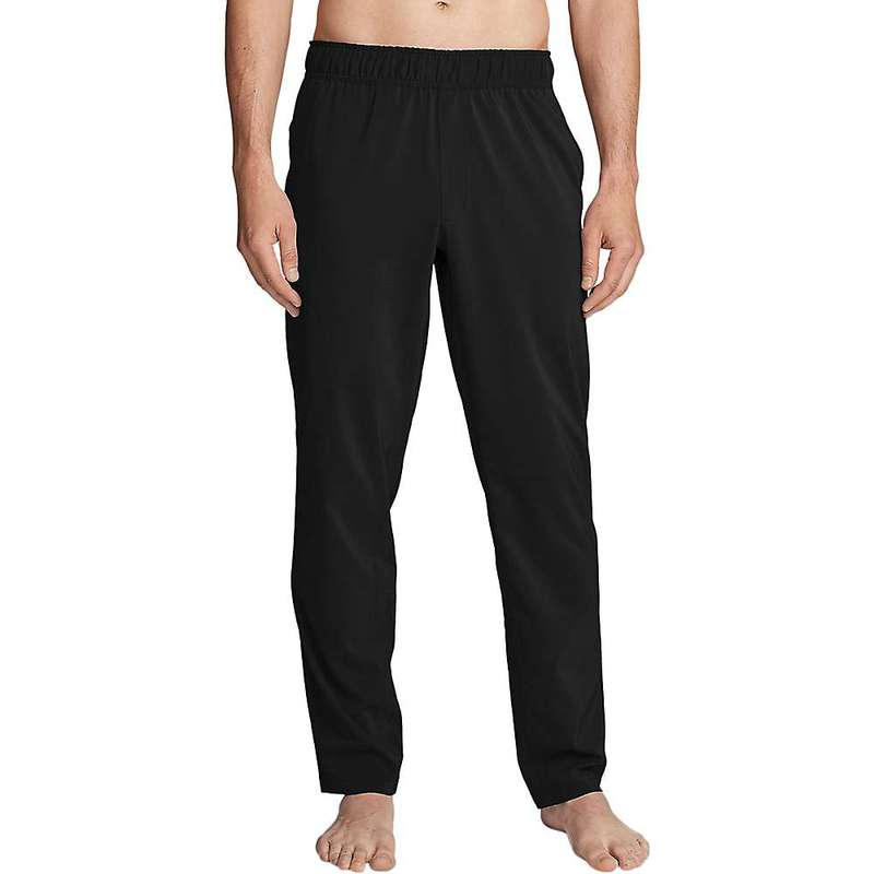 エディー バウアー メンズ カジュアルパンツ ボトムス Eddie Bauer Motion Men's Acclivity Cargo Pant 2.0 Black