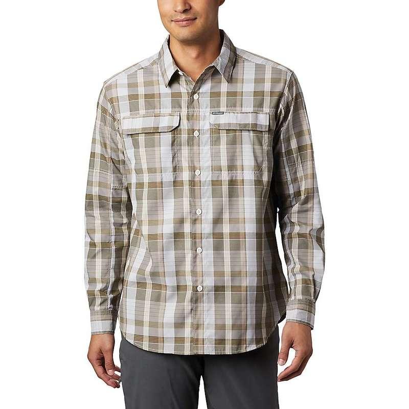 コロンビア メンズ シャツ トップス Columbia Men's Silver Ridge 2.0 Plaid LS Shirt Tusk Multi Plaid