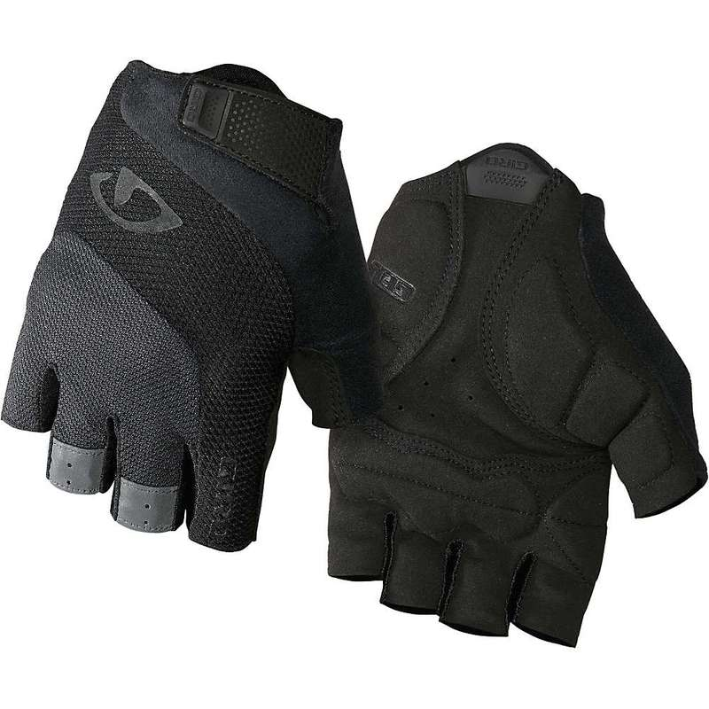 送料無料 サイズ交換無料 高品質 ジロ メンズ アクセサリー 手袋 Black Glove マーケット Gel Men's Bravo Cycling Giro