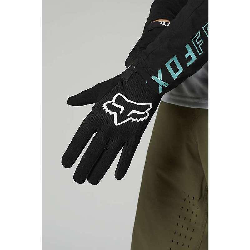 送料無料 サイズ交換無料 フォックス メンズ アクセサリー Glove 手袋 Fox Ranger 安い Black 新作 大人気