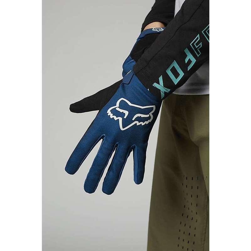お気にいる 送料無料 サイズ交換無料 フォックス メンズ 返品交換不可 アクセサリー 手袋 Glove Ranger Dark Indigo Fox