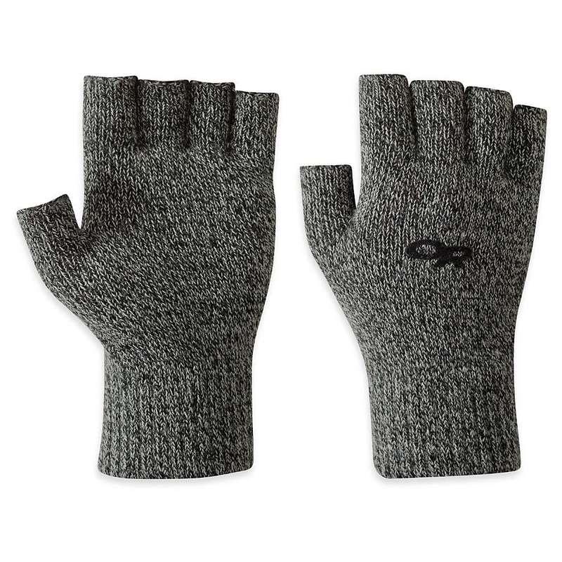 送料無料 サイズ交換無料 アウトドアリサーチ メンズ セール特別価格 アクセサリー 手袋 新色追加して再販 Fairbanks Glove Fingerless Research Charcoal Outdoor