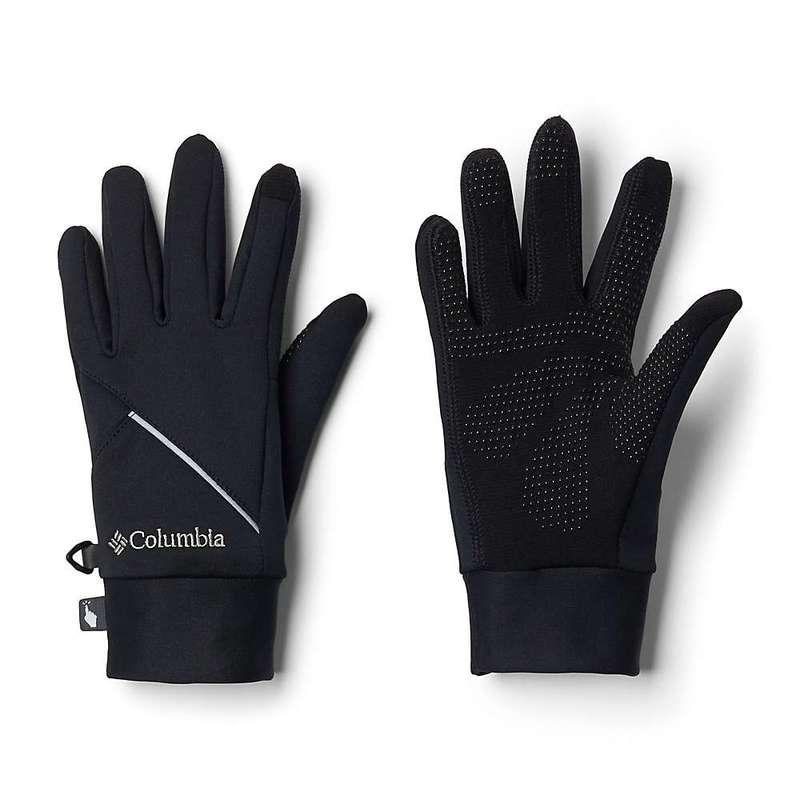送料無料 サイズ交換無料 コロンビア レディース 2020秋冬新作 アクセサリー 手袋 開店祝い Trail Glove Black Women's Summit Columbia