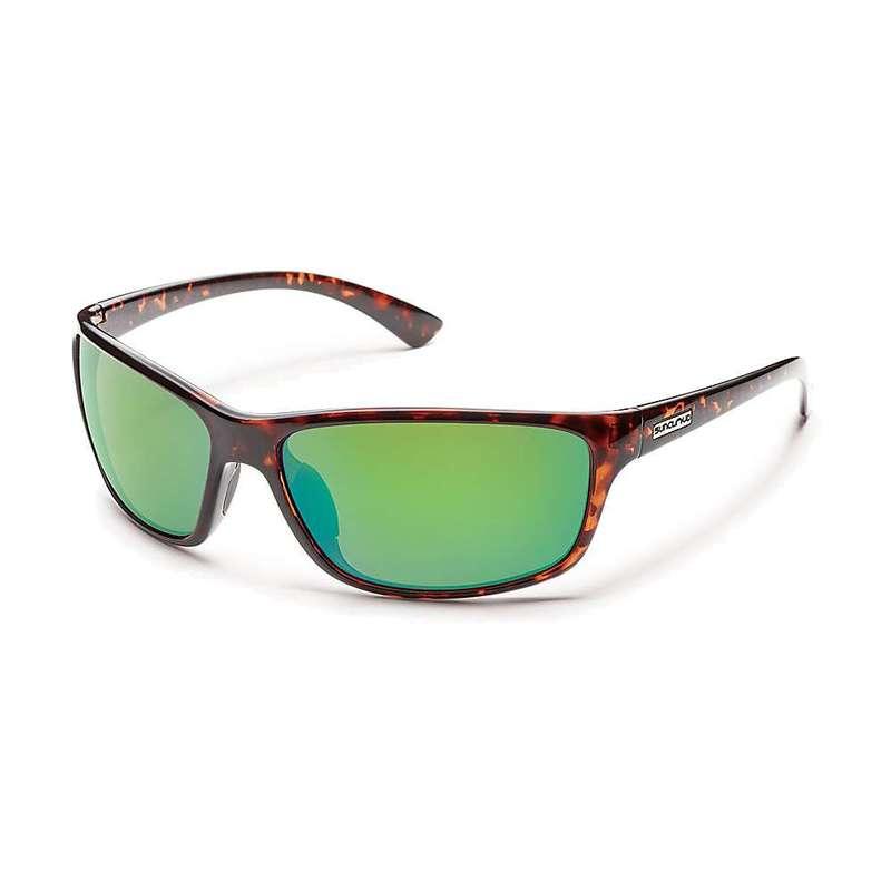 送料無料 サイズ交換無料 サンクラウド メンズ アクセサリー サングラス アイウェア Suncloud Mirror Green 超歓迎された Polarized Sentry Tortoise Sunglasses 価格