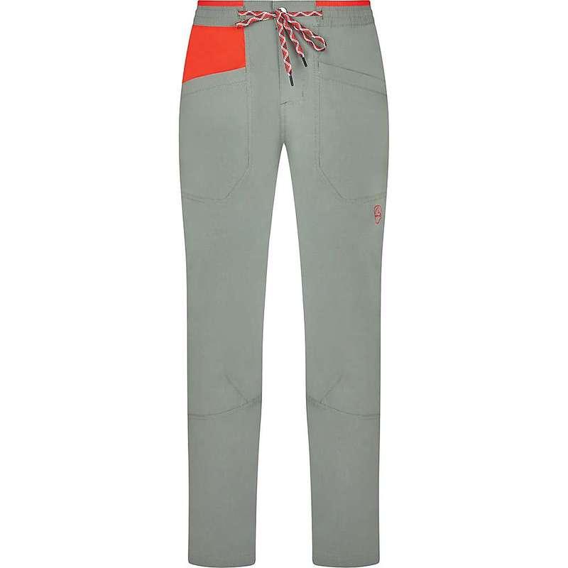 ラスポルティバ メンズ カジュアルパンツ ボトムス La Sportiva Men's Talus Pant Clay / Poppy