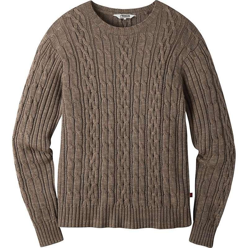 送料無料 サイズ交換無料 マウンテンカーキス メンズ 定価の67%OFF アウター ニット セーター セール商品 Prospector Sweater Men's Khaki Classic Mountain Khakis