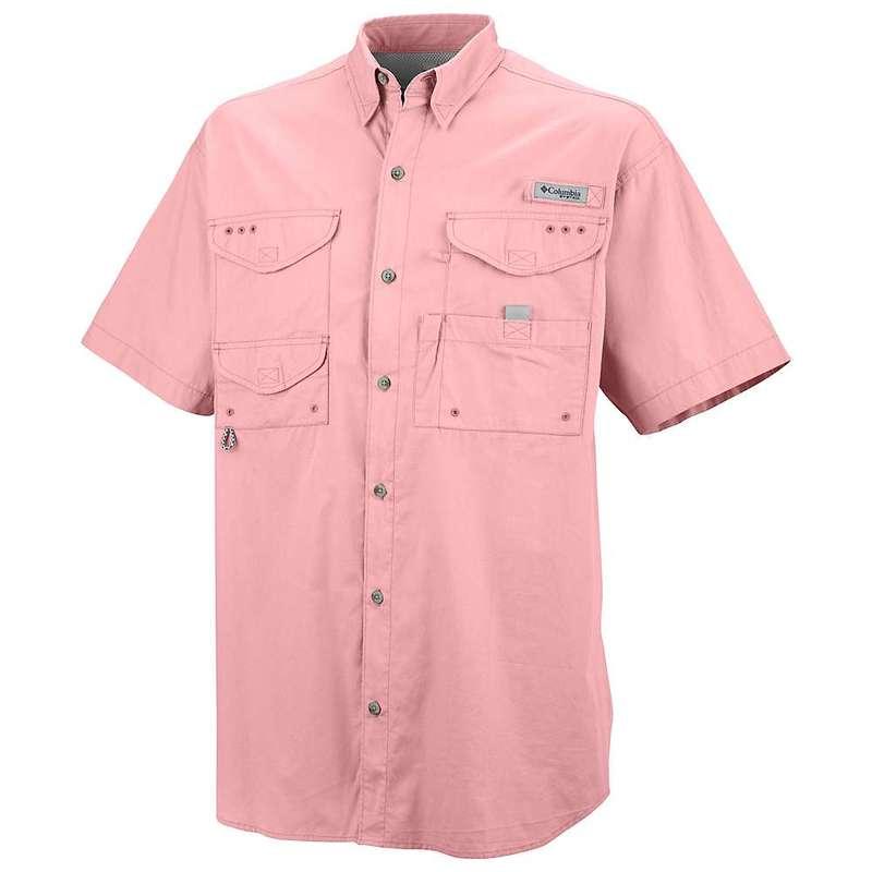 コロンビア メンズ シャツ トップス Columbia Men's Bonehead SS Shirt Sorbet