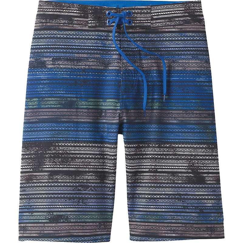 プラーナ メンズ ハーフパンツ・ショーツ ボトムス Prana Men's Sediment 11IN Short Blue Cabo