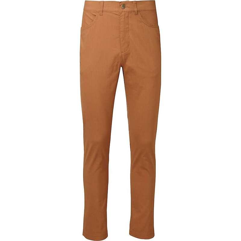 シャーパ メンズ カジュアルパンツ ボトムス Sherpa Men's Mirik Slim Pant Henna Brown