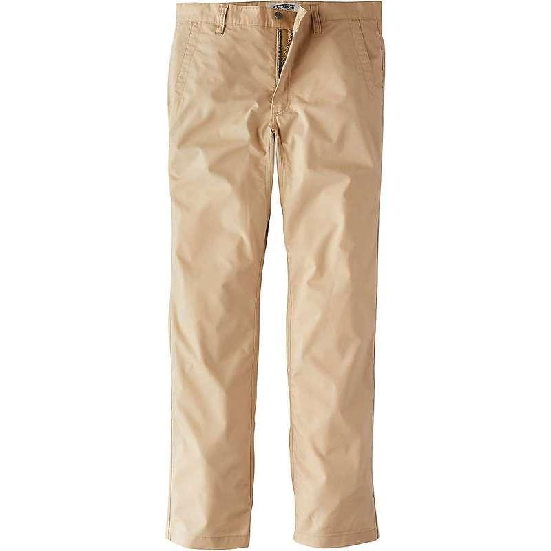 マウンテンカーキス メンズ カジュアルパンツ ボトムス Mountain Khakis Men's Stretch Poplin Slim Fit Pant Khaki