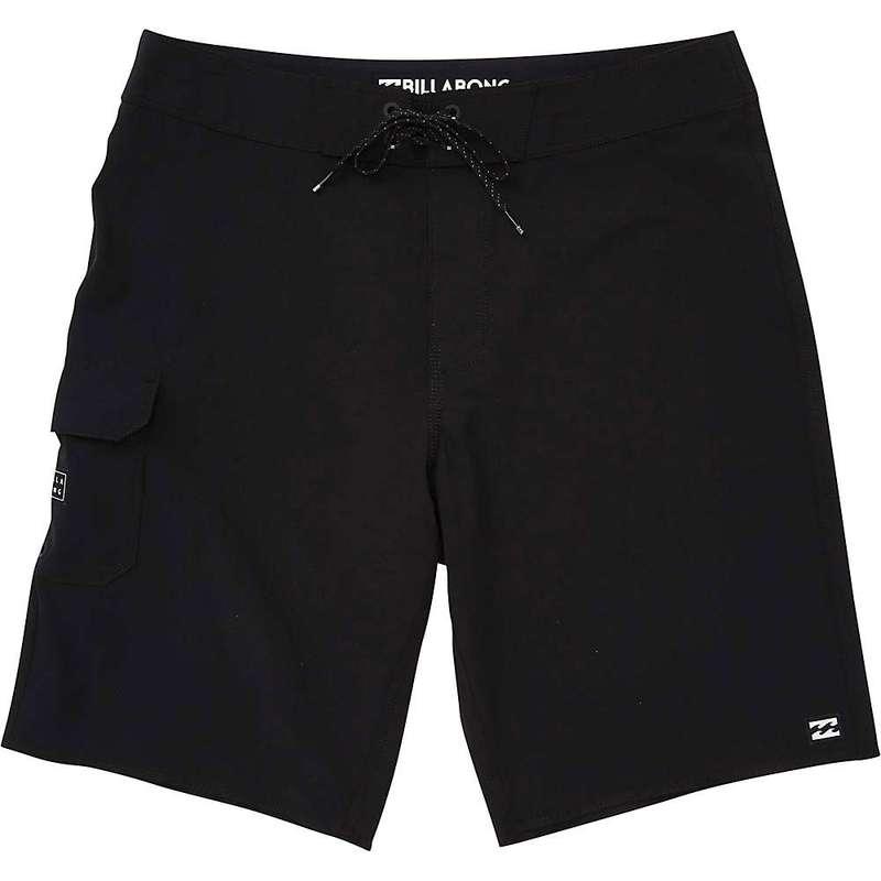 ビラボン メンズ ハーフパンツ・ショーツ 水着 Billabong Men's All Day Pro Boardshort Black