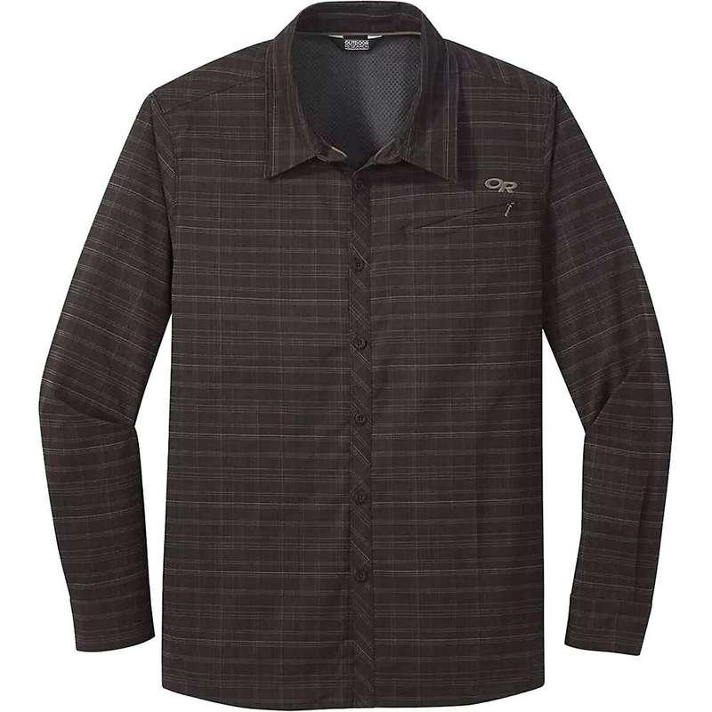 アウトドアリサーチ メンズ シャツ トップス Outdoor Research Men's Rocketman Shirt Dark Roast