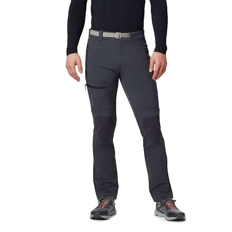 コロンビア メンズ カジュアルパンツ ボトムス Columbia Men's Titanium Mount Defiance Trail Pant Black