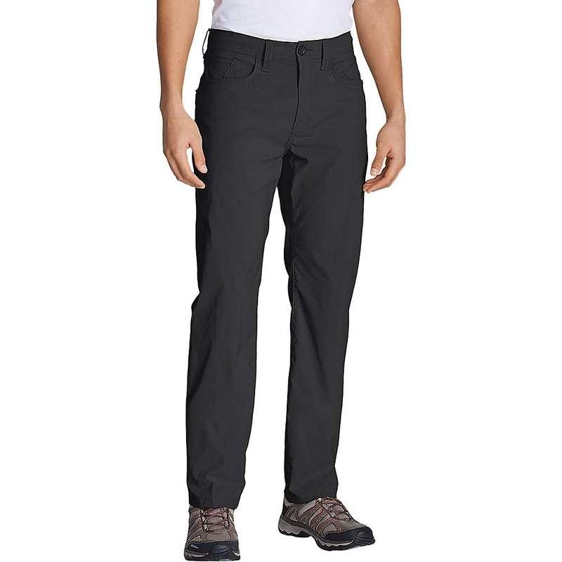 エディー バウアー メンズ カジュアルパンツ ボトムス Eddie Bauer Travex Men's Horizon Guide Five Pocket Pant Carbon