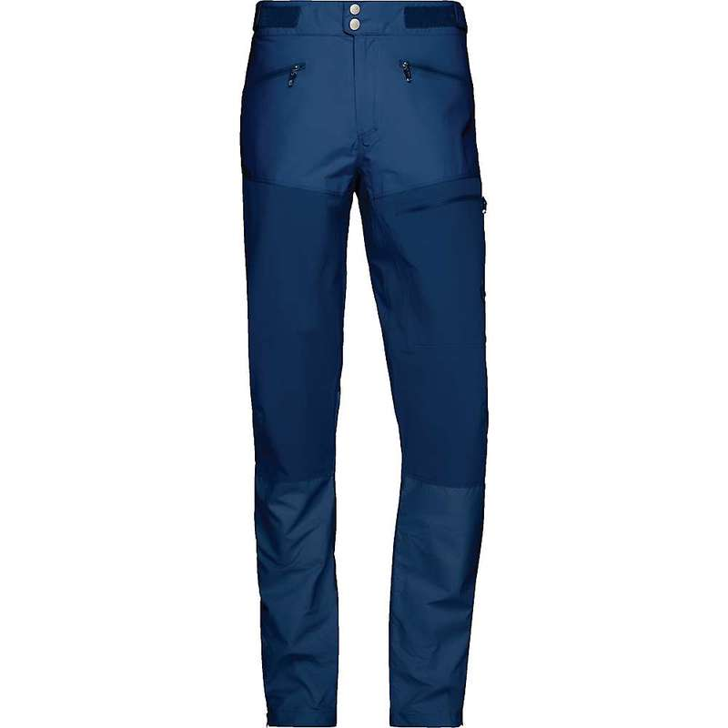 ノローナ メンズ カジュアルパンツ ボトムス Norrona Men's Bitihorn Lightweight Pant Indigo Night / Indigo Night