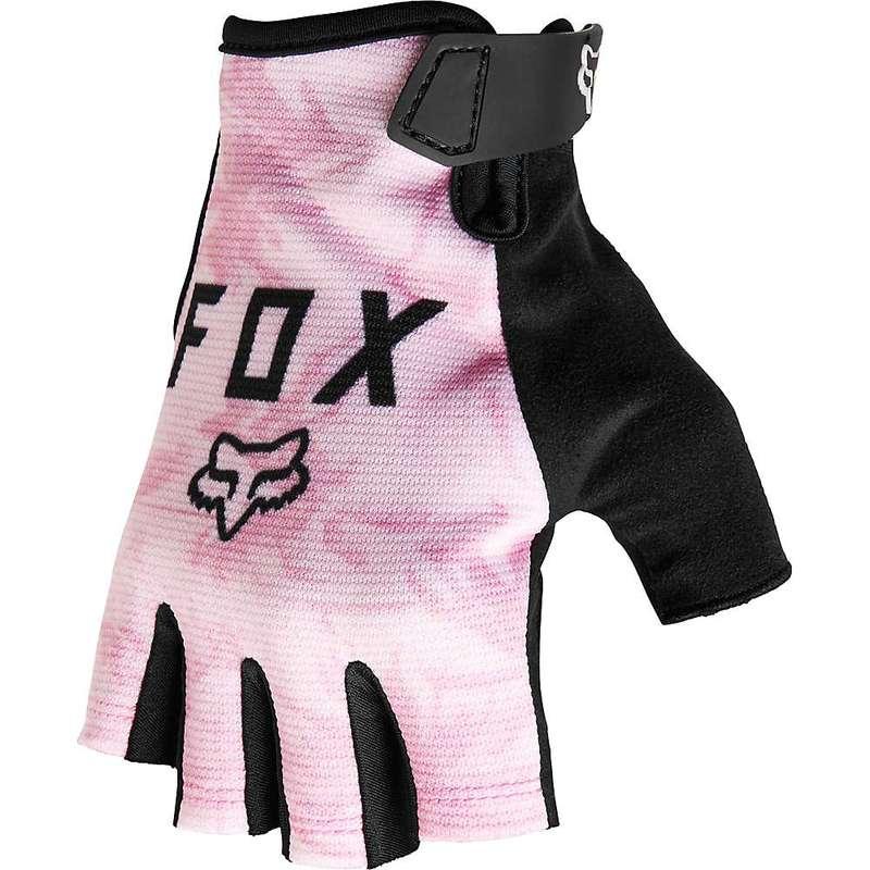 送料無料 大好評です サイズ交換無料 フォックス レディース アクセサリー 手袋 期間限定今なら送料無料 Pale Short Gel Ranger Women's Pink Fox Glove