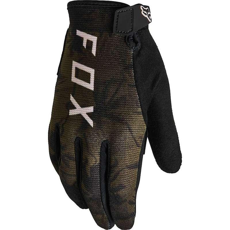 送料無料 サイズ交換無料 激安卸販売新品 フォックス レディース アクセサリー 手袋 Olive Glove 安心の実績 高価 買取 強化中 Women's Fox Ranger Gel Green