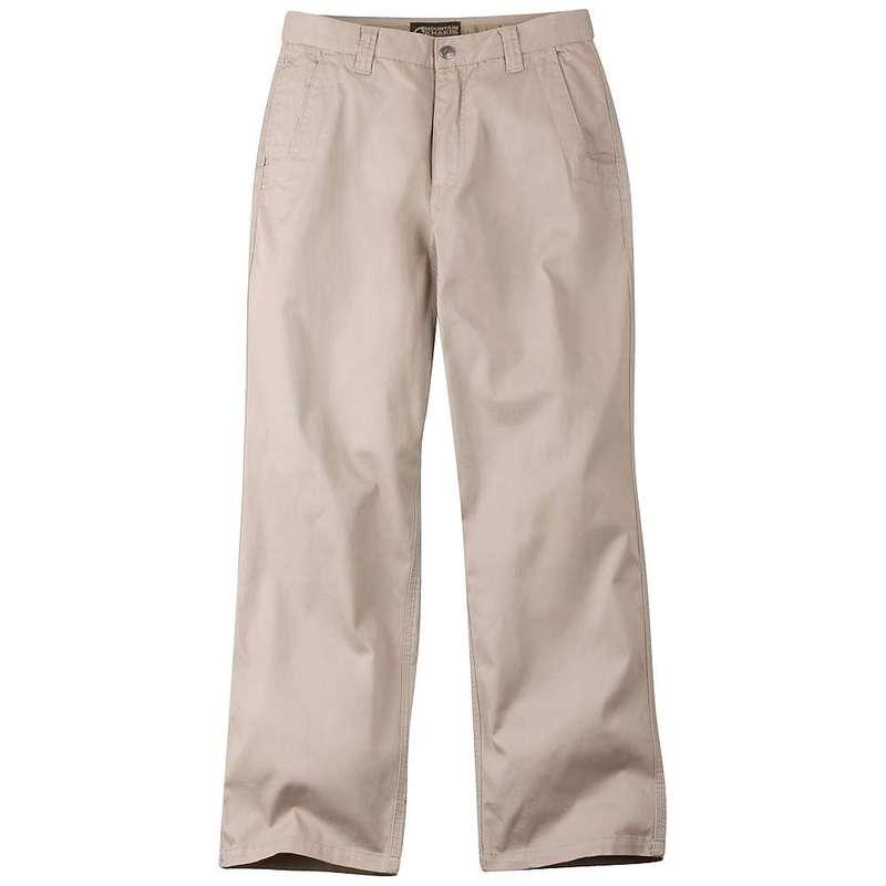 マウンテンカーキス メンズ カジュアルパンツ ボトムス Mountain Khakis Men's Lake Lodge Twill Pant Classic Khaki