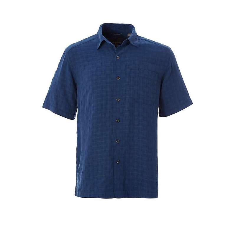 ロイヤルロビンズ メンズ シャツ トップス Royal Robbins Men's San Juan Day SS Shirt Twilight Blue