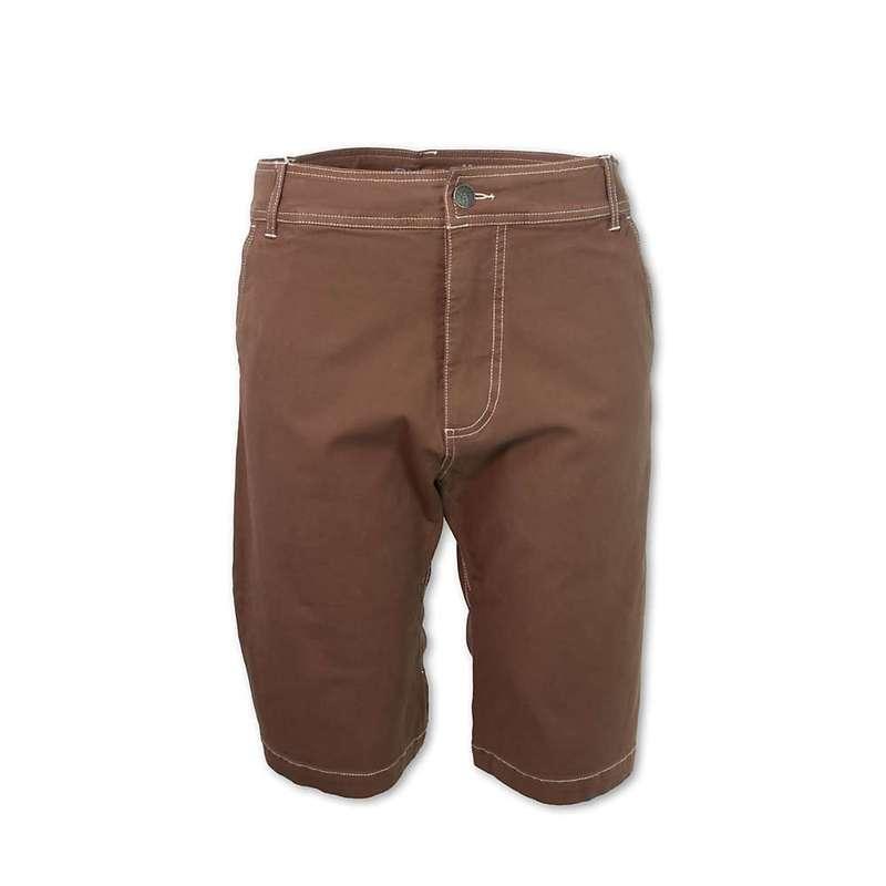 パーネル メンズ ハーフパンツ・ショーツ ボトムス Purnell Men's Weibull Distribution Short Brown