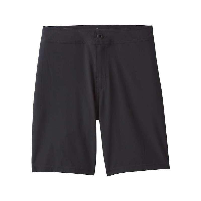 プラーナ メンズ ハーフパンツ・ショーツ ボトムス Prana Men's Saxton 9 Inch Short Black
