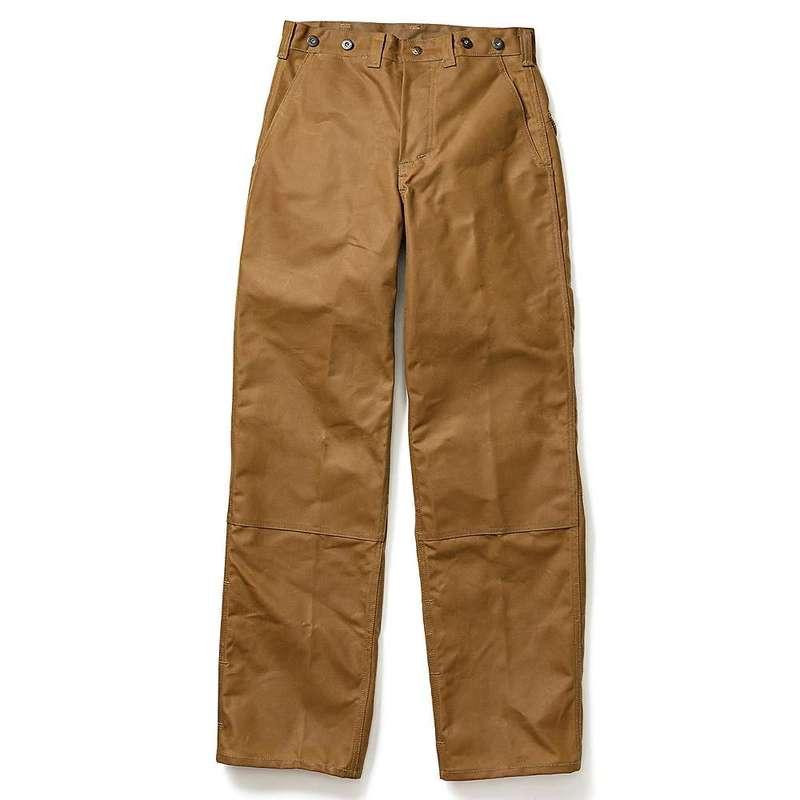 フィルソン メンズ カジュアルパンツ ボトムス Filson Men's Oil Finish Double Tin Pant Dark Tan