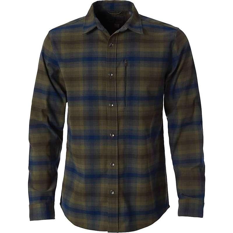 ロイヤルロビンズ メンズ シャツ トップス Royal Robbins Mens Merinolux Flannel Shirt Inland