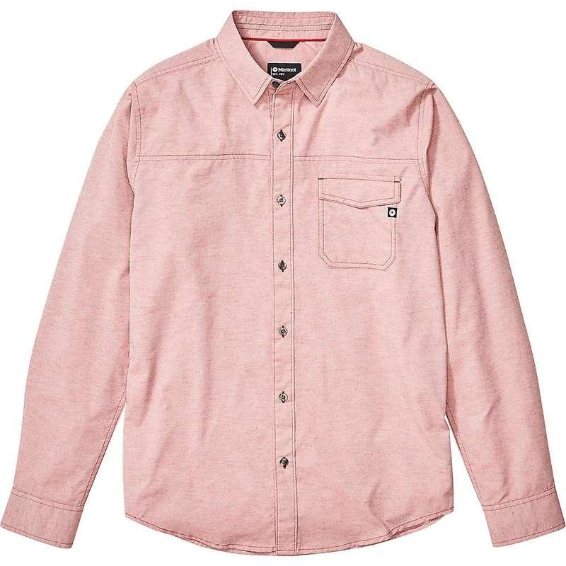 マーモット メンズ シャツ トップス Marmot Men's Tumalo LS Shirt Picante