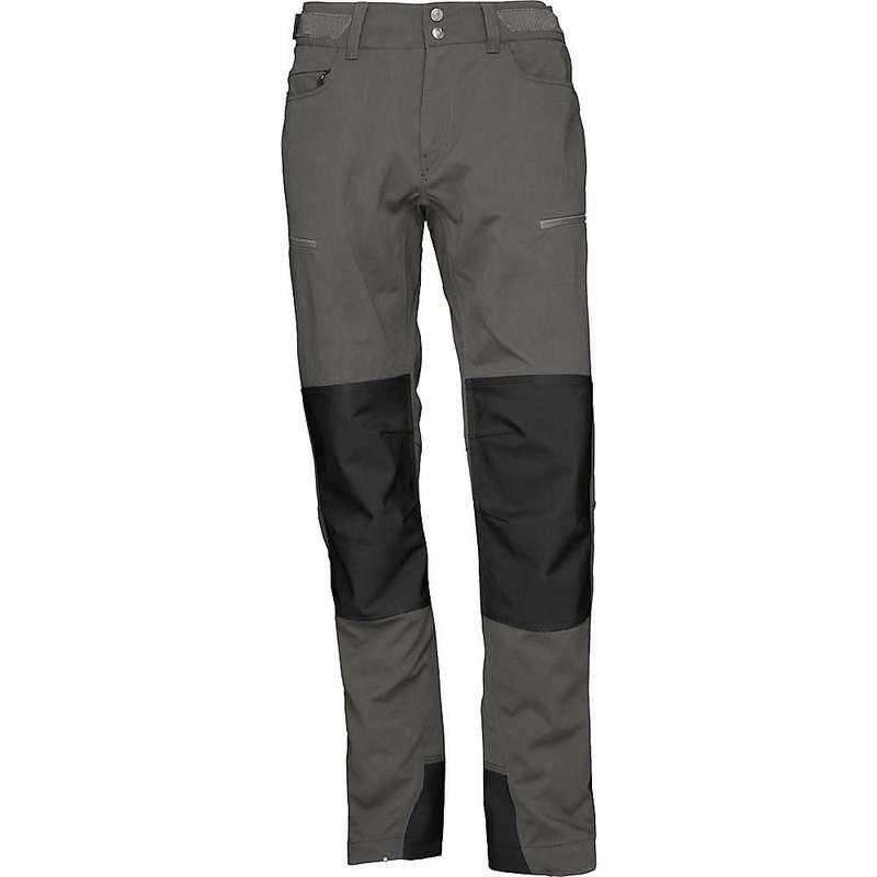 ノローナ メンズ カジュアルパンツ ボトムス Norrona Men's Svalbard Heavy Duty Pant Slate Grey