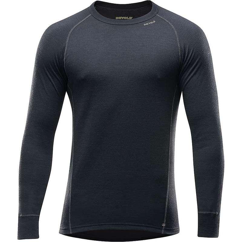 ディボルド メンズ シャツ トップス Devold Men's Duo Active Shirt Black
