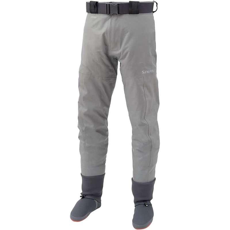 シムズ メンズ カジュアルパンツ ボトムス Simms Men's G3 Guide Pant Steel