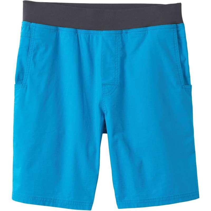 プラーナ メンズ ハーフパンツ・ショーツ ボトムス Prana Men's Moaby 9 Inch Short Tropic Blue