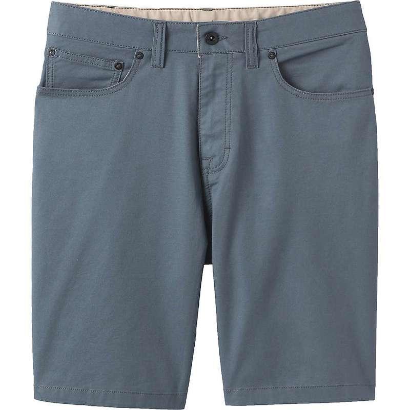 プラーナ メンズ ハーフパンツ・ショーツ ボトムス Prana Men's Ulterior 9 Inch Short Dark Smoky Blue