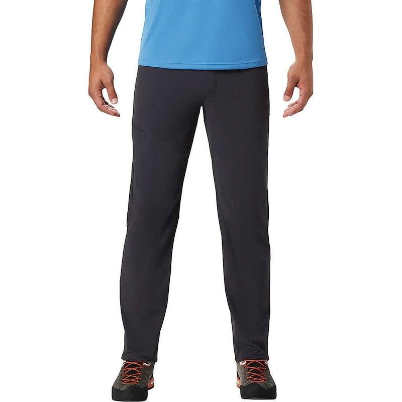 マウンテンハードウェア メンズ カジュアルパンツ ボトムス Mountain Hardwear Men's Logan Canyon Pant Dark Storm