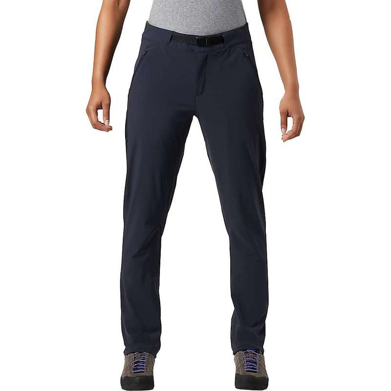 マウンテンハードウェア メンズ カジュアルパンツ ボトムス Mountain Hardwear Women's Chockstone/2 Pant Dark Zinc