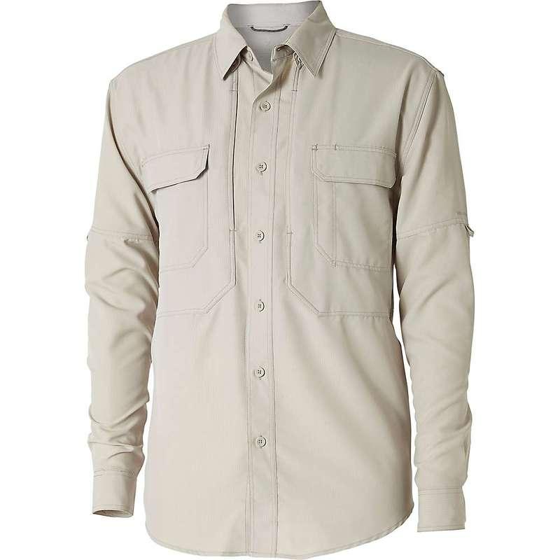 ロイヤルロビンズ メンズ シャツ トップス Royal Robbins Men's Expedition LS Shirt Soapstone