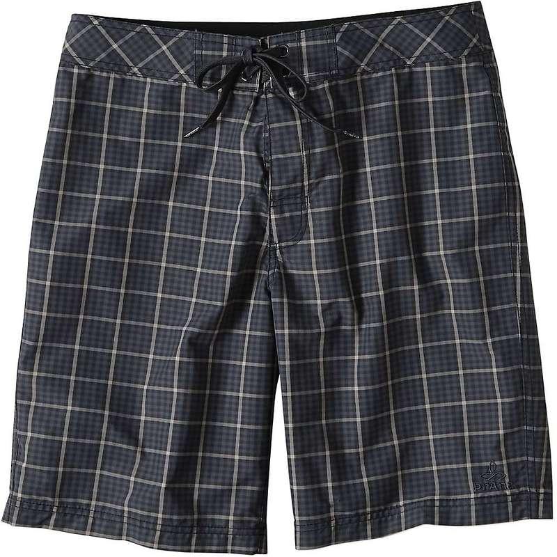 プラーナ メンズ ハーフパンツ・ショーツ ボトムス Prana Men's El Porto Short Grey