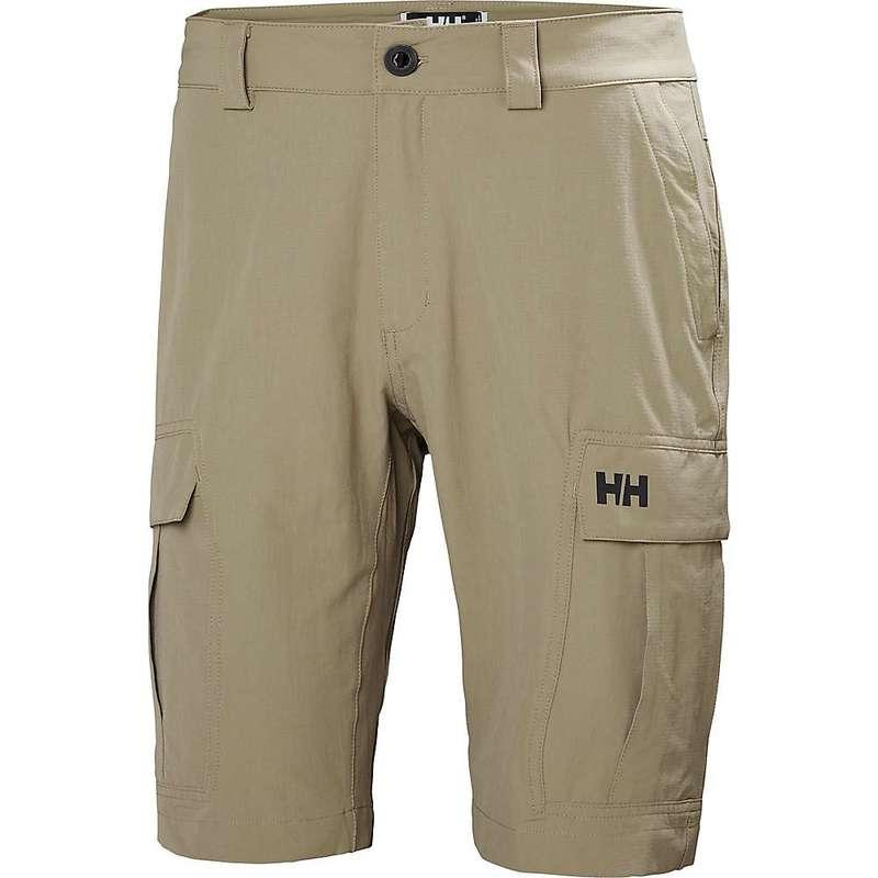 ヘリーハンセン メンズ ハーフパンツ・ショーツ ボトムス Helly Hansen Men's HH QD Cargo Shorts 11 FALLEN ROCK