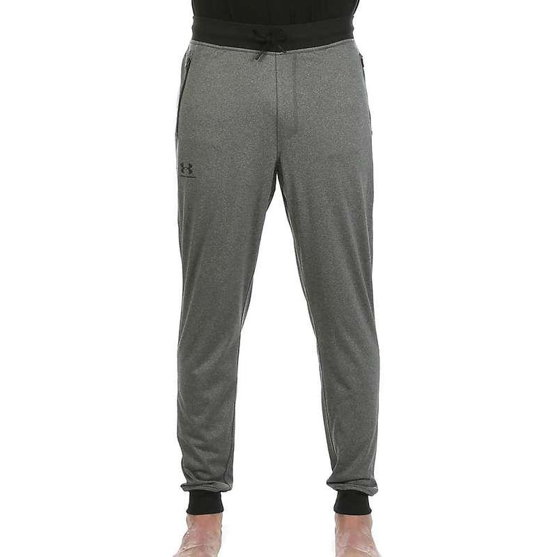 アンダーアーマー メンズ カジュアルパンツ ボトムス Under Armour Men's Sportstyle Jogger Pant Carbon Heather / Black
