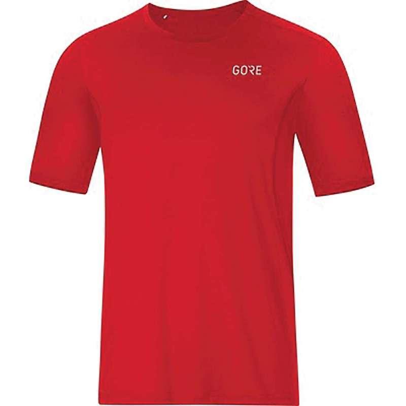 ゴアウェア メンズ Tシャツ トップス Gore Wear Men's Gore R3 Shirt Red