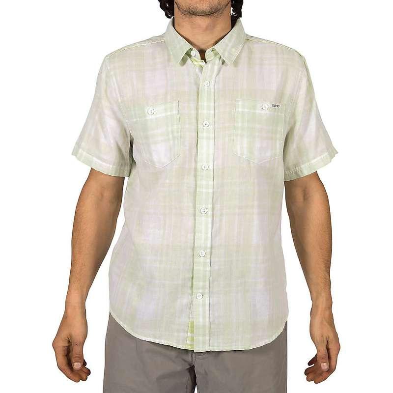 グラミチ メンズ シャツ トップス Gramicci Men's Santa Monica SS Shirt Greenery